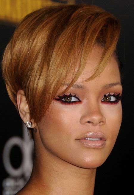 Terrific 30 Short Cuts For Black Women Short Hairstyles 2016 2017 Hairstyles For Women Draintrainus