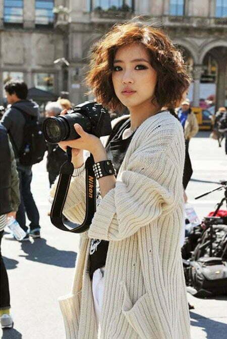Pleasing Good Asian Short Haircuts Short Hairstyles 2016 2017 Most Short Hairstyles Gunalazisus