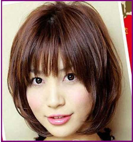 Asian Short Haircut