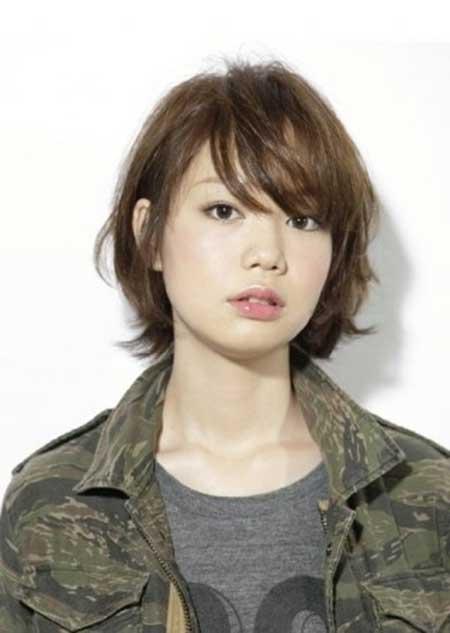 20 Pretty Short Asian Hairstyles