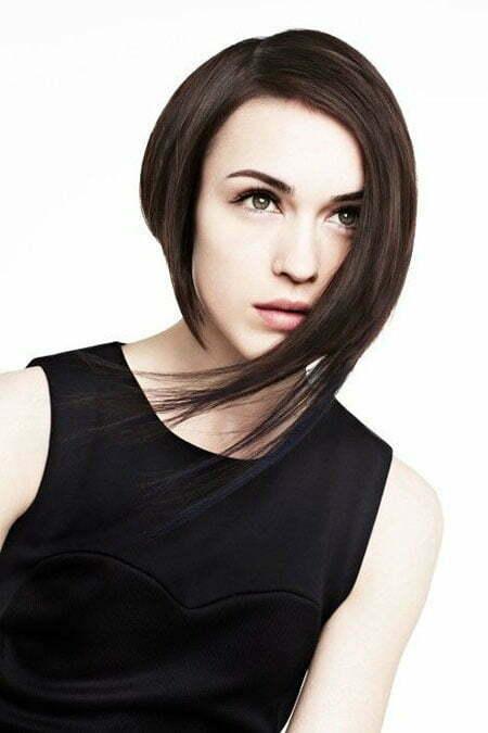 Surprising 15 Best Asymmetrical Bob Hairstyles Short Hairstyles 2016 2017 Short Hairstyles Gunalazisus