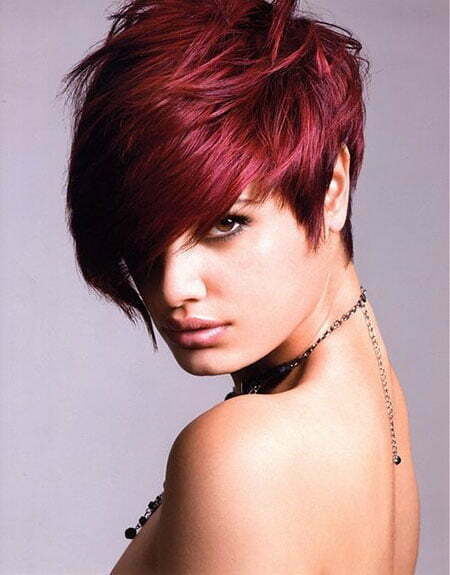 Cut And Color : Short Hair Cuts and Color 2013 - 2014 Short Hairstyles 2016 - 2017 ...