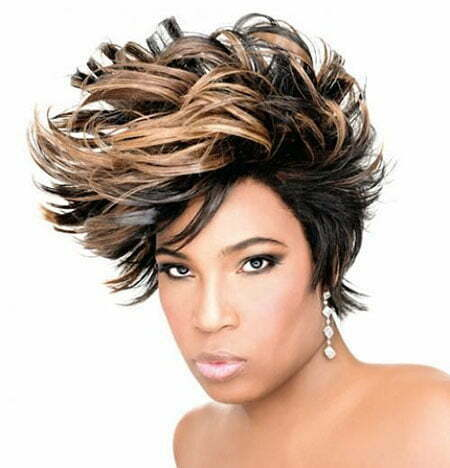 Best Color for Short Hair_10