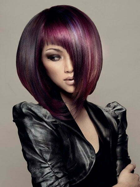 Best Color for Short Hair_11
