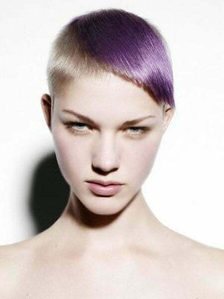 Best Color for Short Hair_12