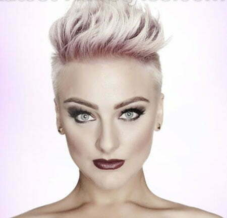 Best Color for Short Hair_13