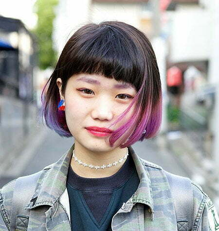 Best Color for Short Hair_19