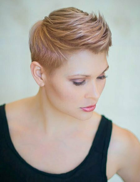 Best Color for Short Hair_7