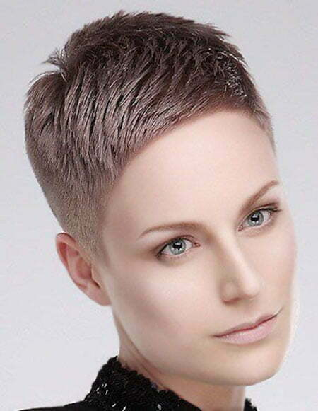 Best Color for Short Hair_9