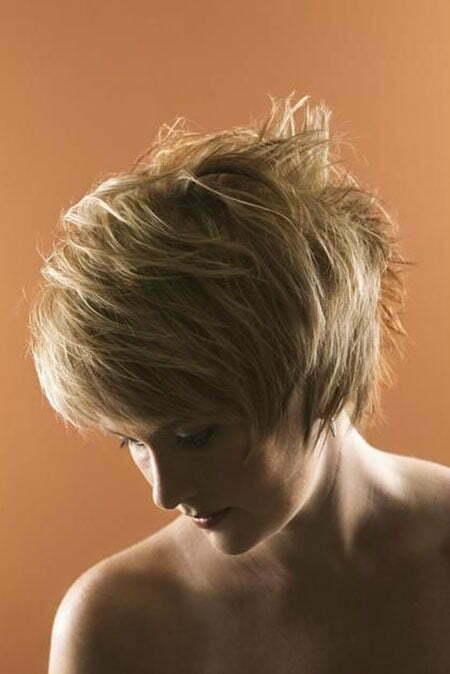 Best Short Blonde Haircut