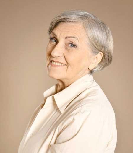 Best Short Haircuts for Older Women 2014 -2015_6