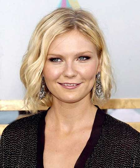 Best Short Hairstyles for Round Faces_5