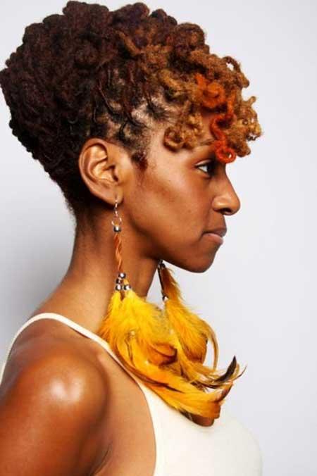 Stupendous 20 Nice Short Haircuts For Black Women Short Hairstyles 2016 Hairstyles For Men Maxibearus