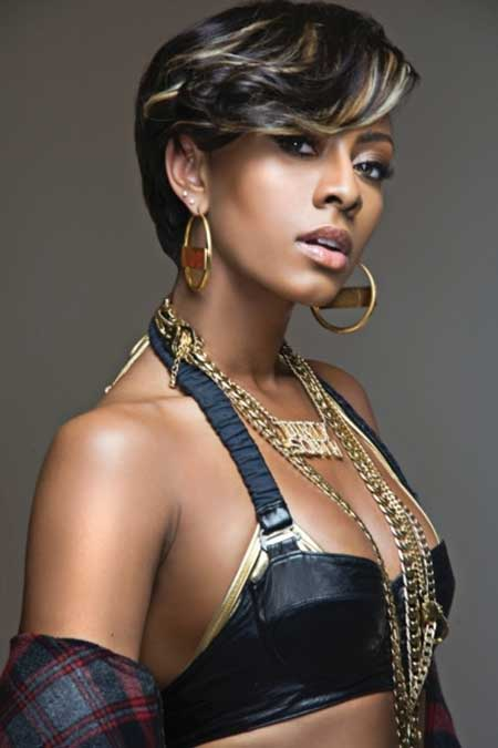 Swell Short Hairstyles For Black Women 2013 2014 Short Hairstyles Short Hairstyles Gunalazisus