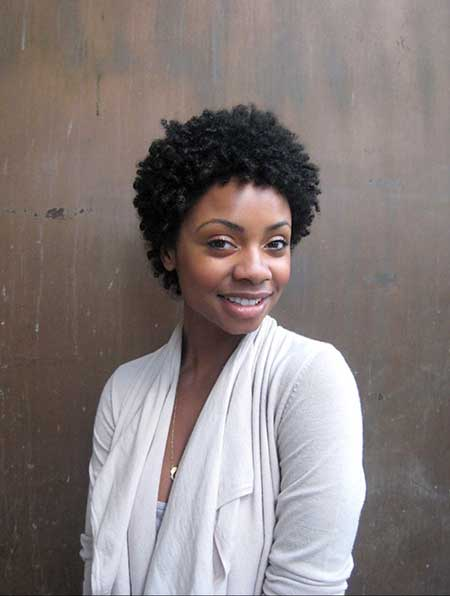 Black Women Short Hair Cuts