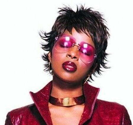 Black Women Short Hair Cuts