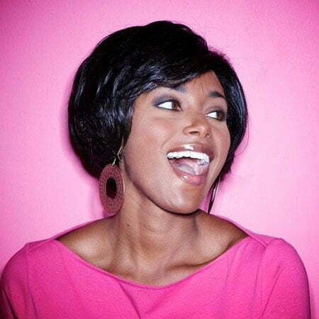 Black Women Short Haircut Styles