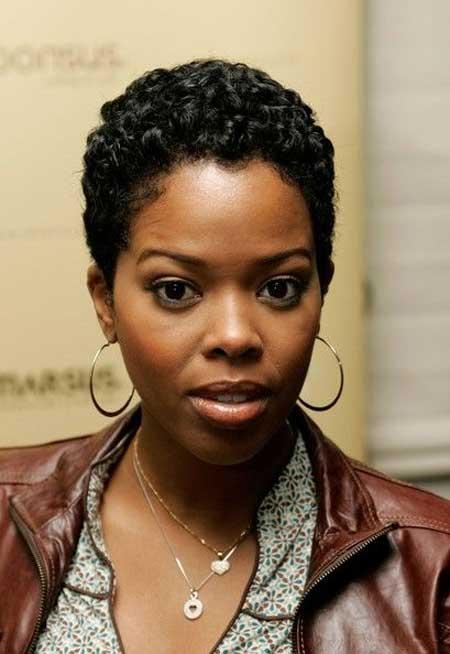 Tremendous 30 Short Cuts For Black Women Short Hairstyles 2016 2017 Hairstyles For Women Draintrainus