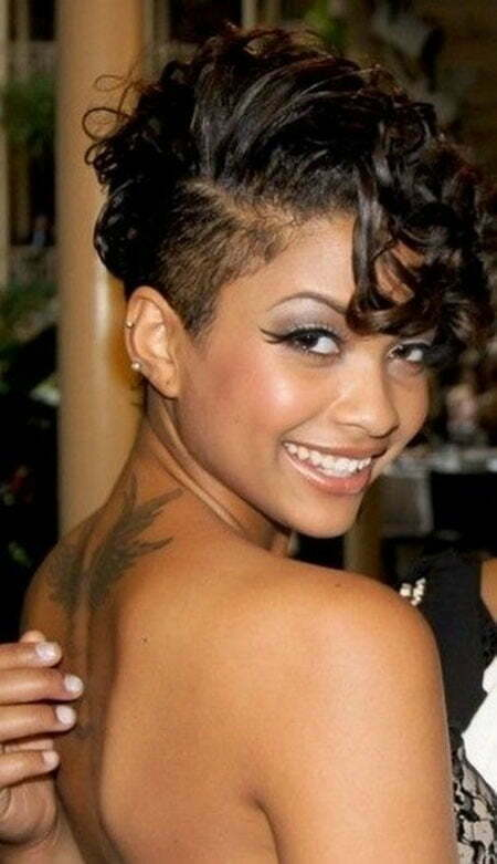 Fabulous Pictures Of Short Haircuts For Black Women Short Hairstyles 2016 Hairstyles For Women Draintrainus