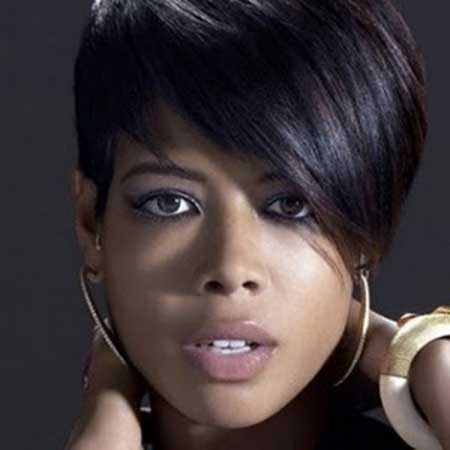 Awe Inspiring 25 Pictures Of Short Hairstyles For Black Women Short Hairstyles Hairstyles For Men Maxibearus