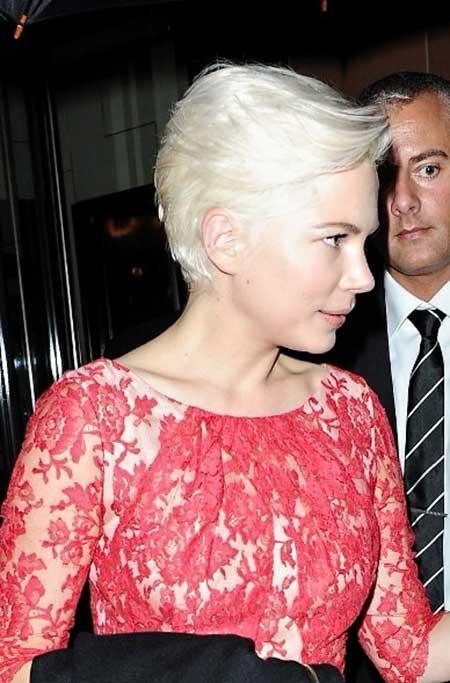 Blonde Short Hair Styles_1