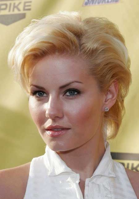 Blonde Short Hair Styles_15