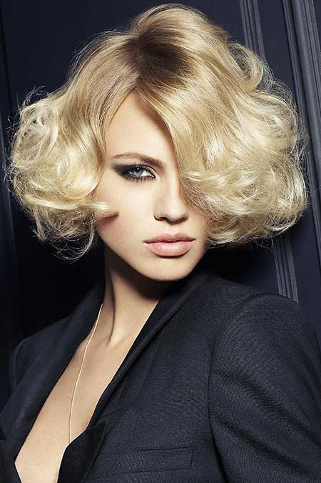 Blonde Short Hair Styles_16