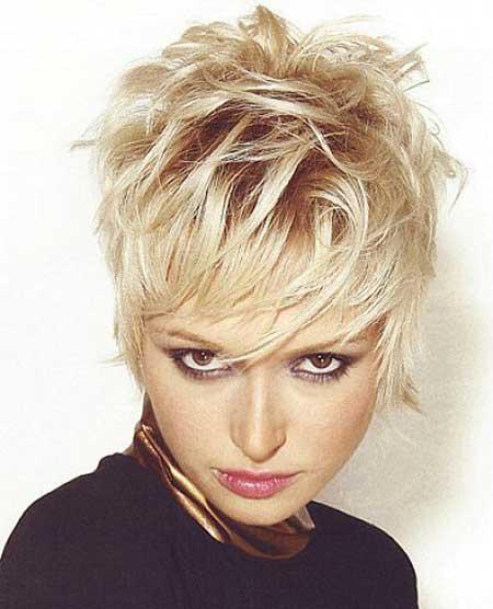 Blonde Short Hair Styles_17