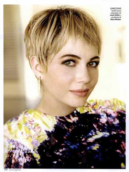 Blonde Short Hair Styles_18