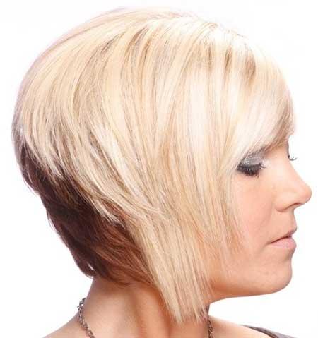 Blonde Short Hair Styles_24