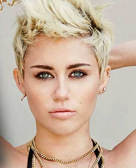 Blonde Short Hair Styles_25
