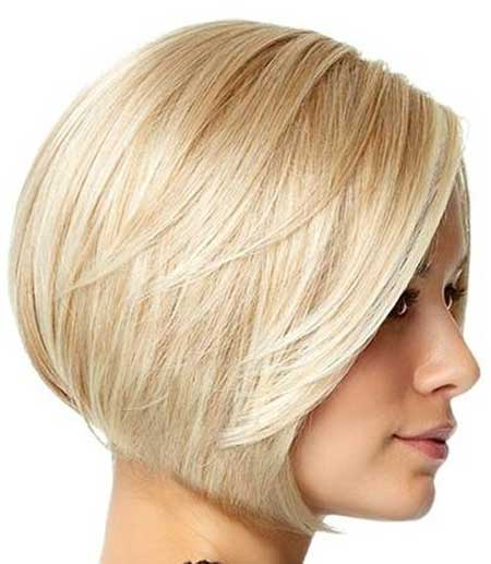Blonde Short Hair Styles_3