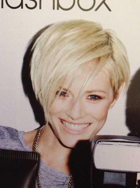 30 Short Blonde Hairstyles