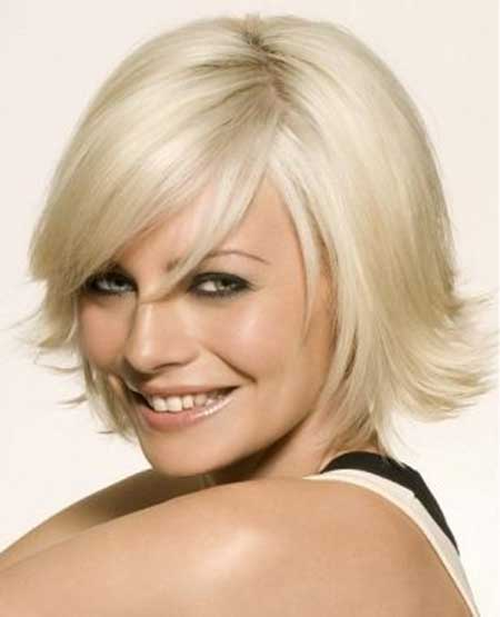 Blonde Short Hair Styles_6