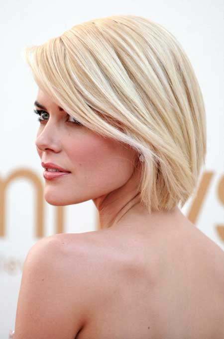 Blonde Short Hair Styles_8