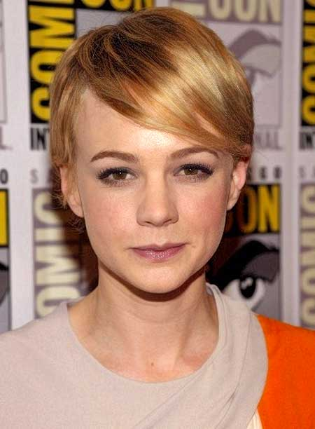 Carey Mulligan Pixie Cut