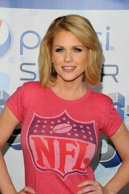 Carrie Keagan Cute Short Hairstyle