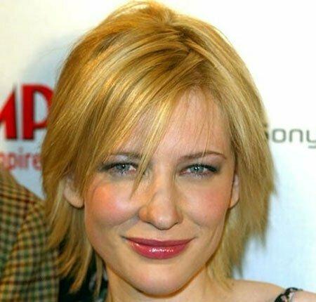 Cate Blanchett Bob Hair