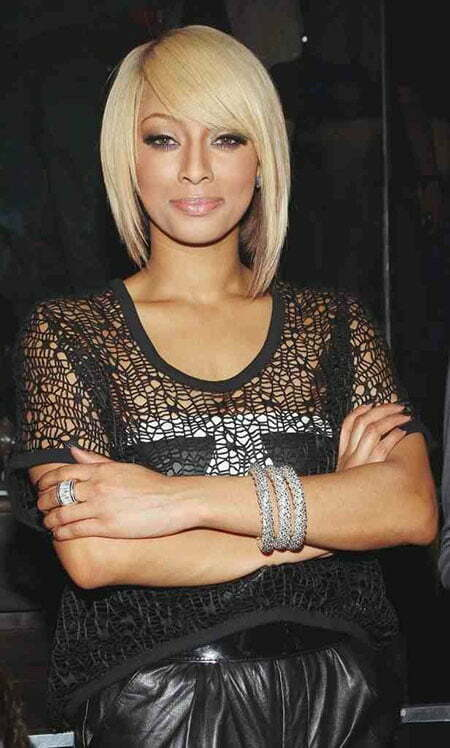 Celebrities With Short Asymmetrical Hair