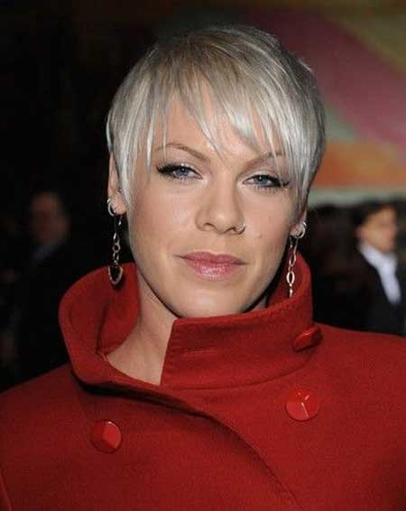 Celebrities with Short Hair 2013- 2014_9