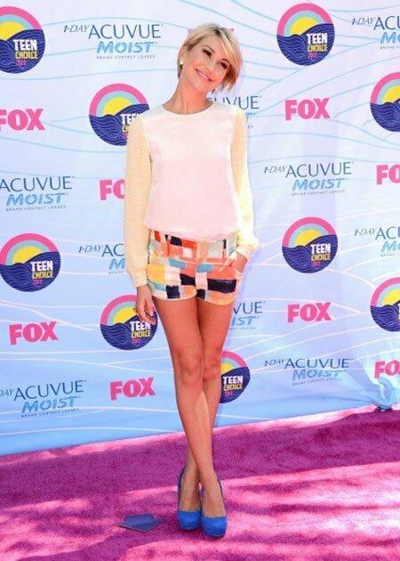 Celebrity Short Hair Styles