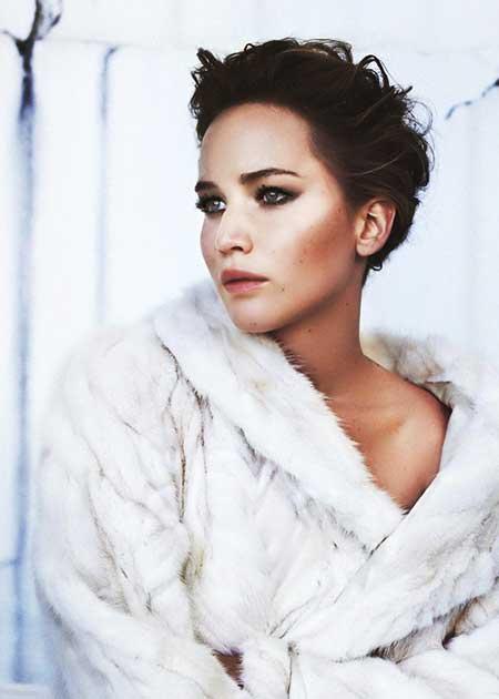 Celebrity Short Hairstyles 2014