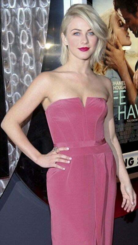 Celebrity Short Hairstyles 2014_10