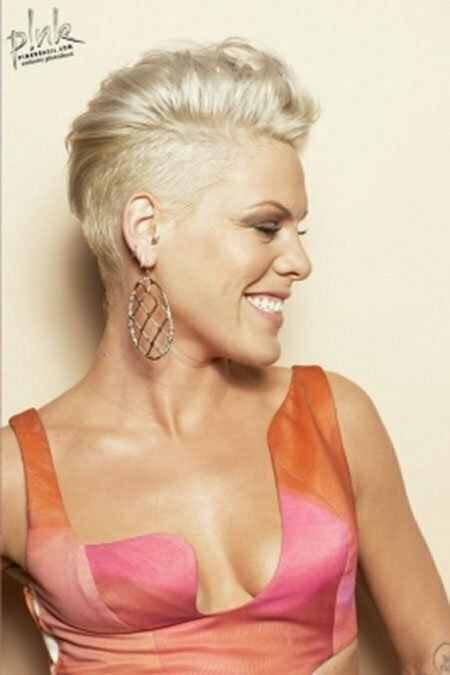 Celebrity Short Hairstyles 2014_12