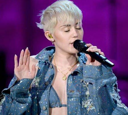 Celebrity Short Hairstyles 2014_13