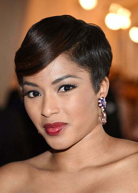 Celebrity Short Hairstyles 2014_9