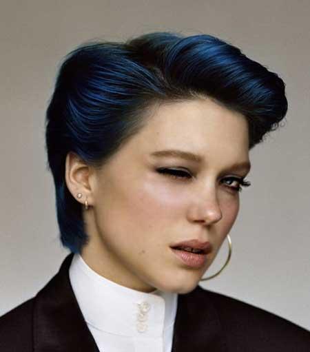Black Dark Blue Mix