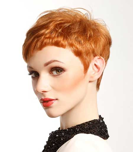 Copper Witty Hair Color