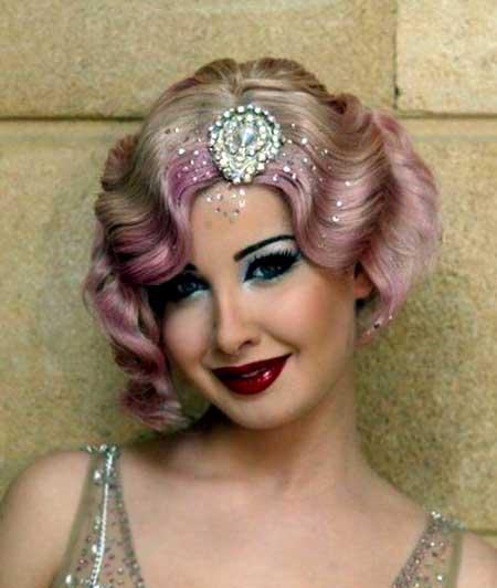 Ash Blonde Pink Color Combination
