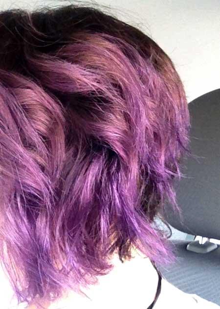 Black Light Purple Mix